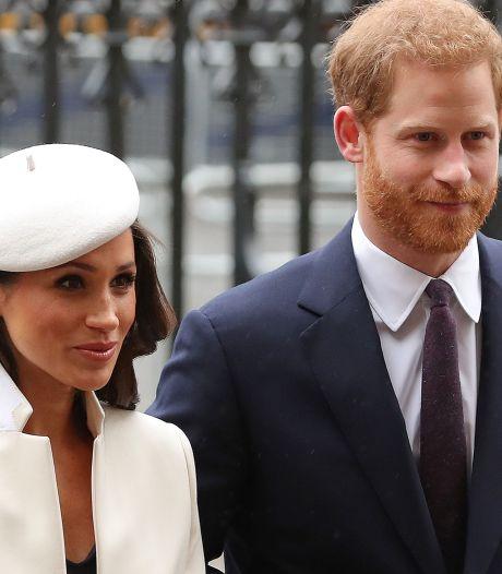 Harry en Meghan hadden stiekeme date in supermarkt: 'Deden alsof we elkaar niet kenden'