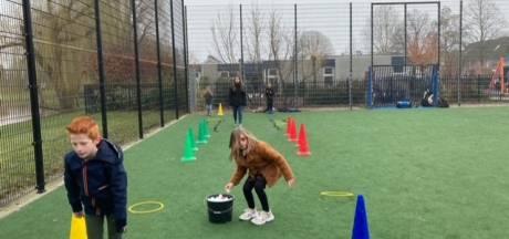 Kinderen in Bergen op Zoom kunnen volop sporten met Sjors Sportief