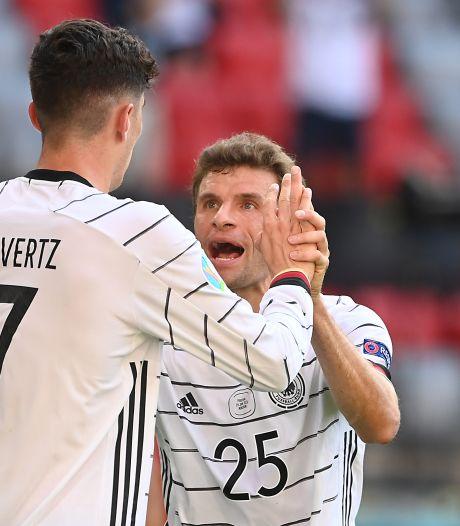 Un choc sublime: l'Allemagne croque le Portugal et se relance