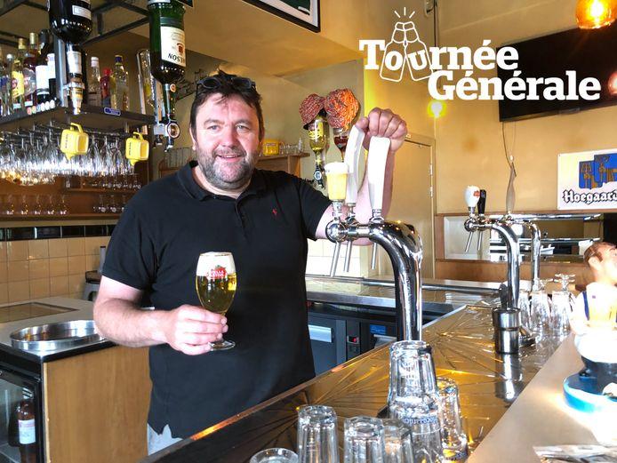 De tapkranen zijn in orde en het bier staat al gekoeld bij Toets van Den Venetiaen.