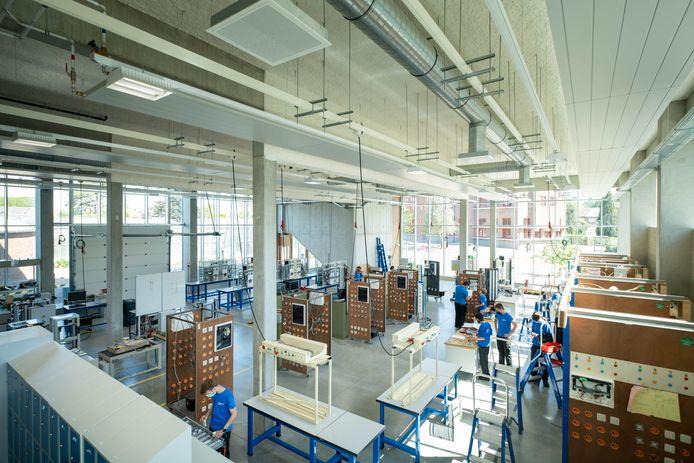 MECHELEN PTS Mechelen opent STEM-gebouw