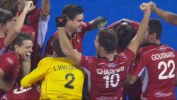VIDEO. Herbeleef de hockey-thriller van de Red Lions!