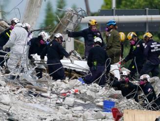 Nog eens drie lichamen gevonden in puin van ingestort gebouw Miami