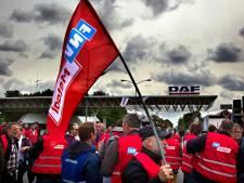 DAF-medewerkers opgeroepen voor tweedaagse staking