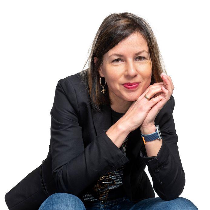 Columniste Phaedra Werkhoven.