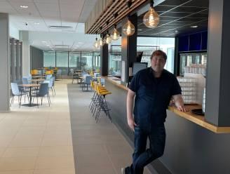 """Ook brasserie in nieuw zwembad Brigitte Becue opent zaterdag: """"150 zitplaatsen op drie terrassen"""""""