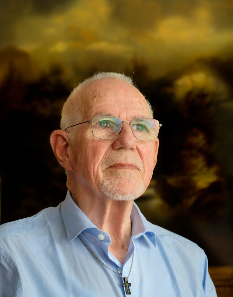 Paul Brenninkmeijer.  Beeld  Mark Kohn