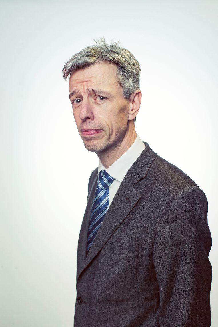 Geert Noels. Beeld Jef Boes