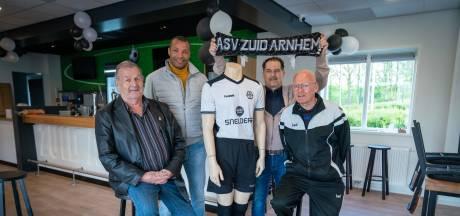 Maak de borst maar nat Arnhem: de roemruchte voetbalclub uit zuid is terug