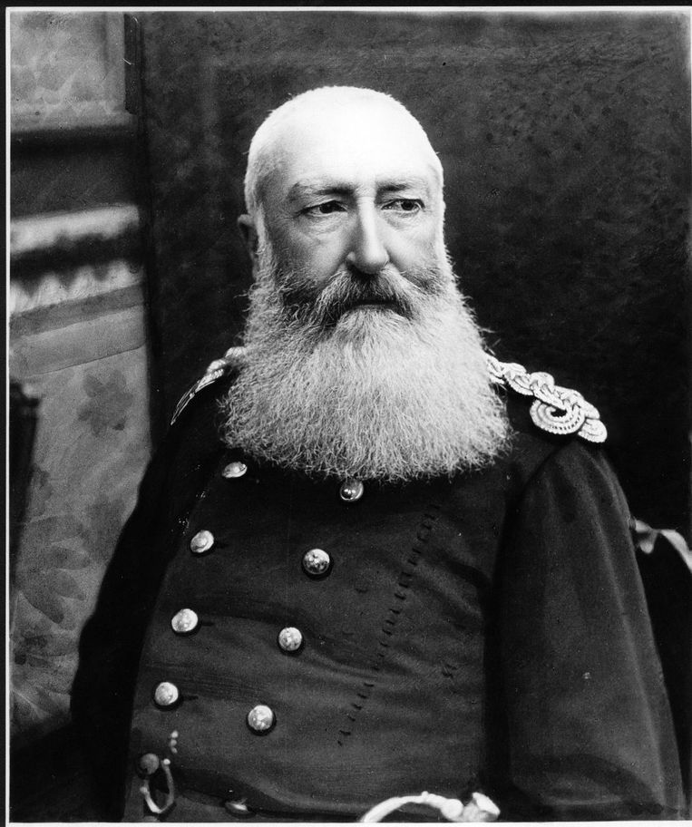 Koning Leopold II. Beeld ARCHIEF KONINKLIJK PALEIS