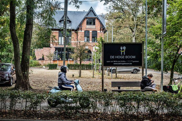 Brasserie De Hoge Boom in Kapellen