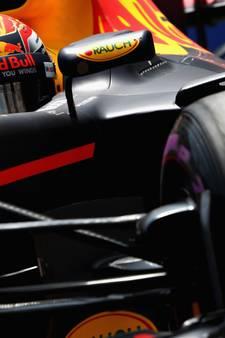 Dit is de startopstelling voor de GP van Monaco