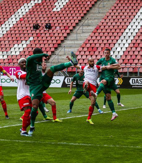 LIVE | Wéér een eigen doelpunt: Gustafsson kopt zijn oude club op gelijke hoogte in Utrecht