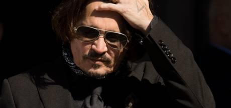 Johnny Depp moet weg bij Fantastic Beasts na verliezen smaadzaak