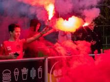 Betuwse 'derbydag': feest na opstootje Bemmel-De Bataven, vlam in de pan bij 'de Rijnderby', SVHA en Elistha 'onsportief'