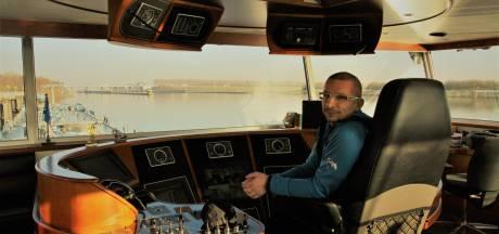 Schipper Ronny Wolf: Vanuit de stuurhut is geen dag hetzelfde