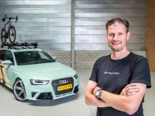 Ralf van Heugten uit Mierlo begint reisbureau voor vakantiegangers die even willen leven als wielerprof