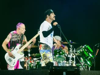 Red Hot Chili Peppers op Werchter 2022