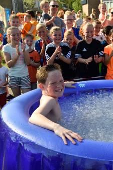 Koningsspelen: in het oranje in het zweet