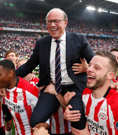 PSV-icoon Mart van den Heuvel doet stapje terug: 'Geen dag met tegenzin bij PSV gewerkt'