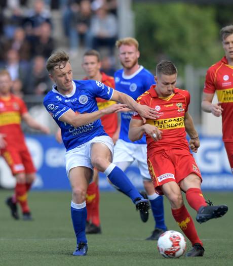 FC Den Bosch oefent tegen Excelsior en Al-Taawon