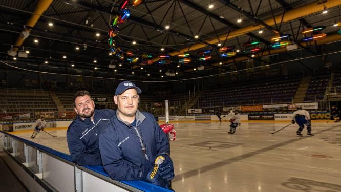 Jonge ijshockeyers in Tilburg klaarstomen voor het hoogste niveau: 'Trappers is echt een voorbeeld in Nederland'