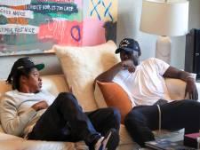 """La Familia"": Romelu Lukaku rend visite à Jay-Z"