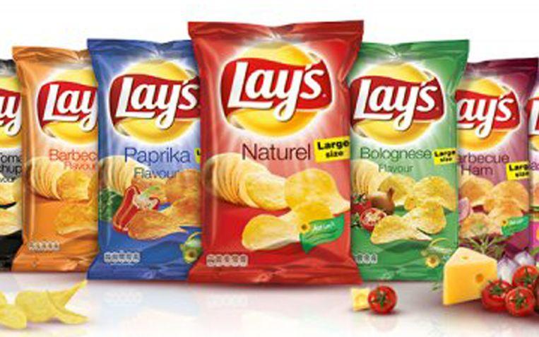De chips in de zakjes van Lay's zal de komende maanden mogelijk kleiner zijn.