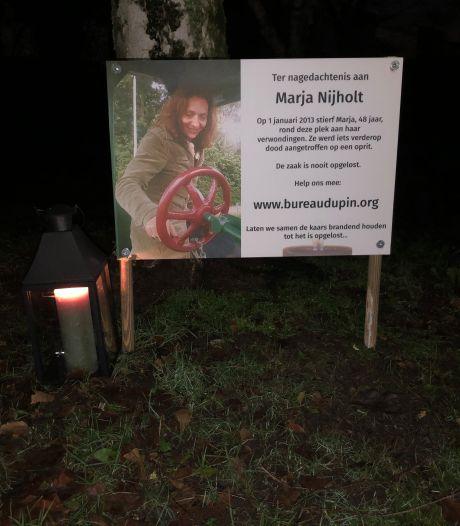 Burgerspeurder krijgt nu ook telefoondata rond moord op Marja Nijholt uit Enschede