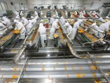 Chinese economie gaat als een raket: groei van 18 procent