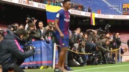 De opvallende intrede van nieuwe concurrent van Thomas Vermaelen in Camp Nou