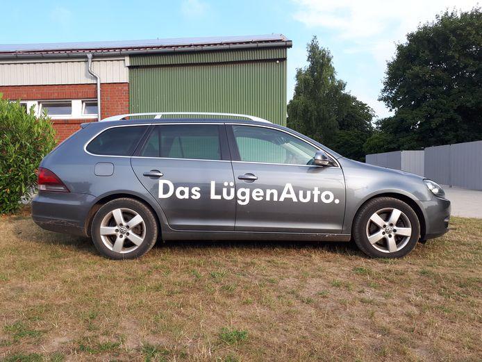 Volkswagen heeft consumenten bedonderd, vindt deze Duitse VW-rijder