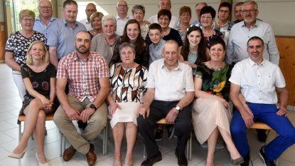 Frans en Jeannine zijn 50 jaar getrouwd