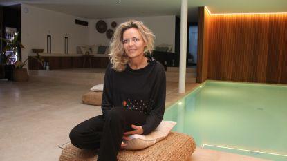 Ann (43) maakt van veilingzaal luxueuze Wellness Otentik: ideaal om te onthaasten