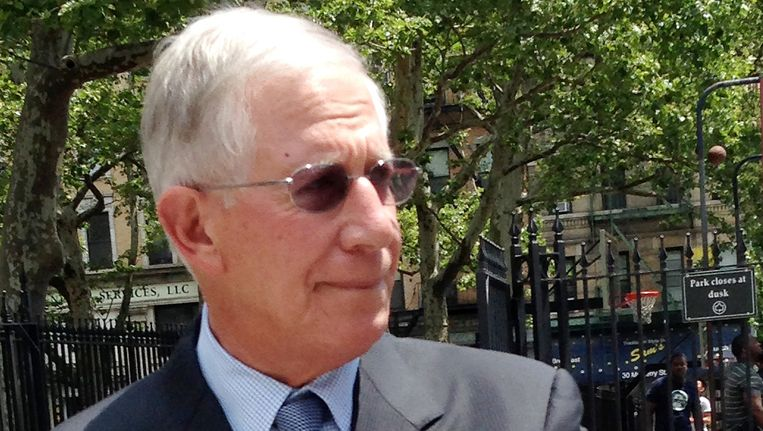 Paul Koningsberg (78). Beeld AP