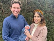 Pasgeboren zoon prinses Eugenie heet August