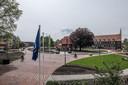 Het vernieuwde Vrijheidspark trekt te veel gemotoriseerd verkeer vindt de gemeente Winterswijk.