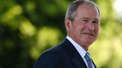 Bush vindt het 'nogal duidelijk' dat Rusland zich gemoeid heeft met verkiezingen VS