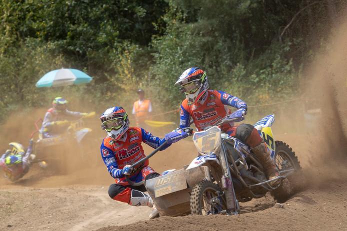 Koen Hermans en Nicolas Musset boekten hun eerste Grand Prix-zege.