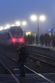 Weer treinen tussen Nijmegen en Cuijk na wisselstoring