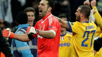 Met Juventus ben je zelden klaar: Spurs in vier minuten tegen de touwen