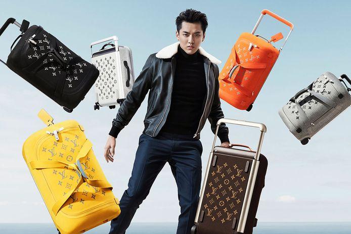 Kris Wu was het gezicht van Louis Vuitton
