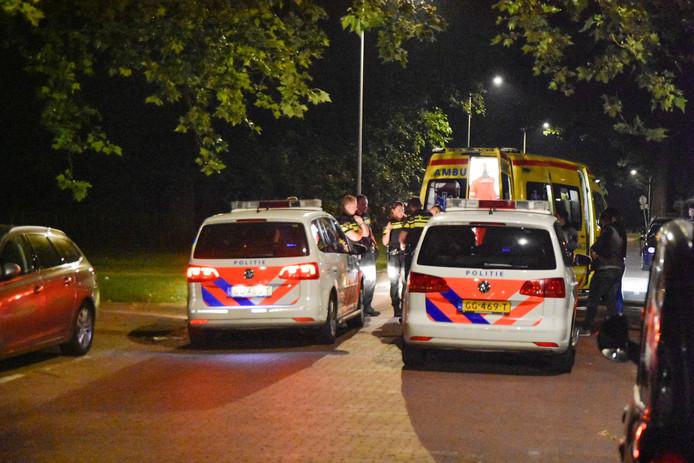 Omdat de slachtoffers op twee verschillende locaties werden aangetroffen, leek het eerst om meerdere steekpartijen te gaan.