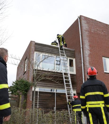 Stormschade in Oisterwijk en Goirle: bomen waaien om, huizen beschadigd