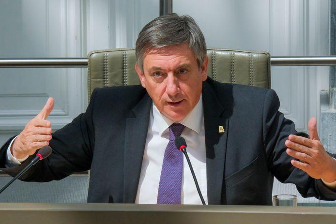 Vlaams minister-president Jan Jambon (N-VA)