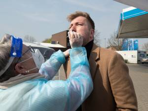 Twentse coronacijfers: 273 nieuwe besmettingen, geen nieuwe sterfgevallen