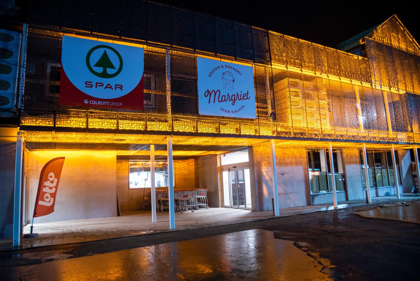 Naast de supermartk komt het dagschotelrestaurant Margriet.