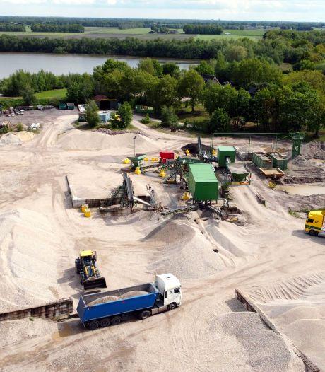 Einde dreigt voor grindwasserij Sibculo: van Twenterand mag het, maar Hardenberg weigert vergunning