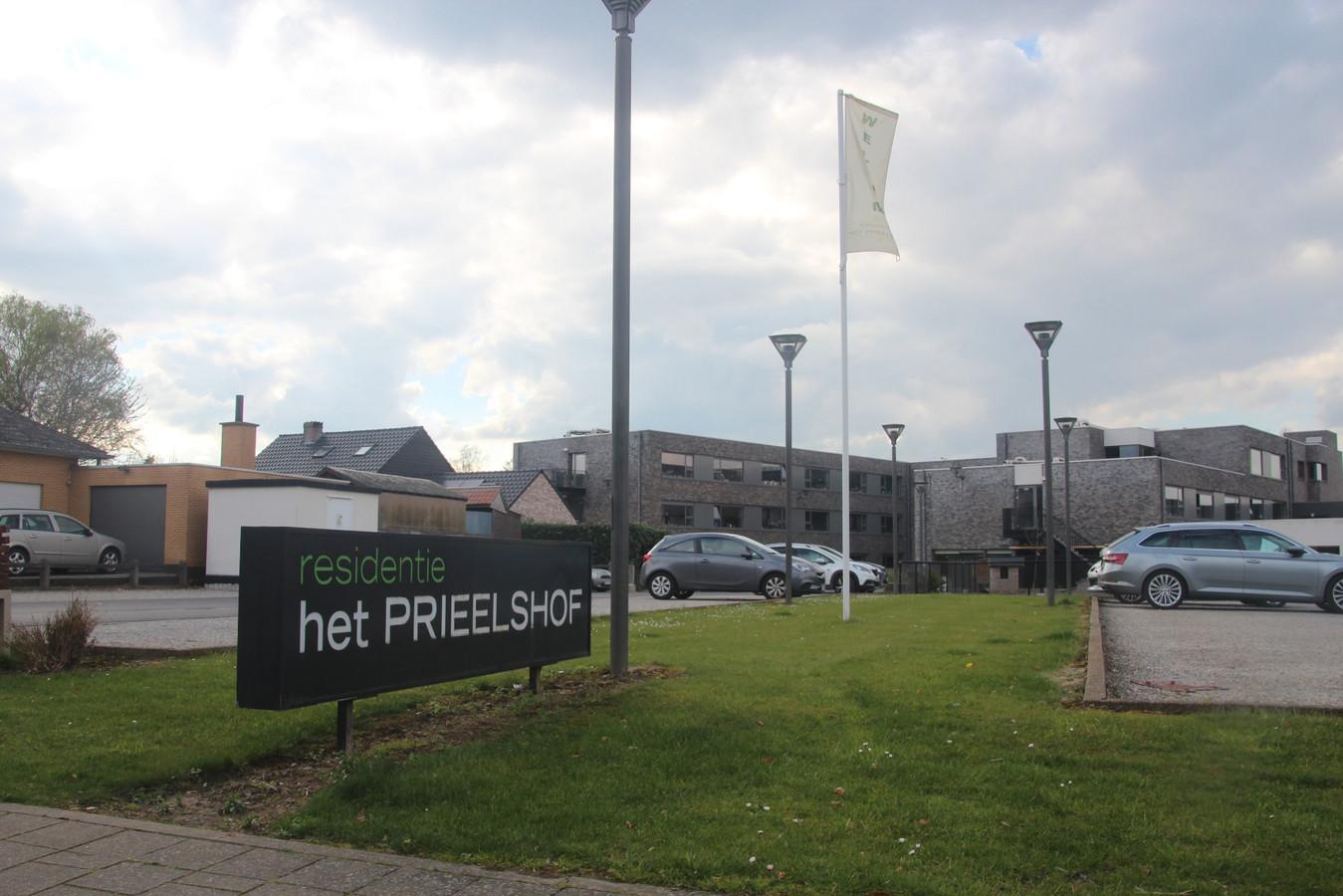 Residentie Prieelshof.