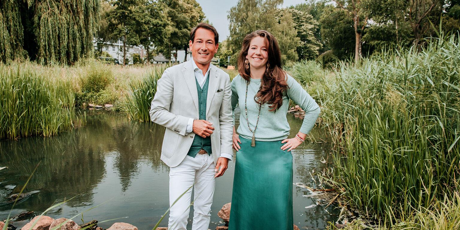 Stefanie Vulders en Kim Tjoa, de nummers 1 en 2 van WIJ! Oisterwijk